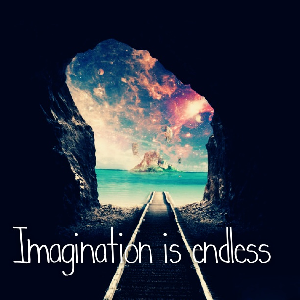 the healing power of imagination