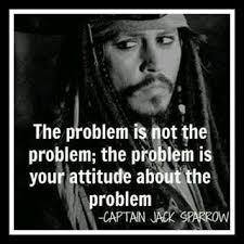 attitude pirate problem