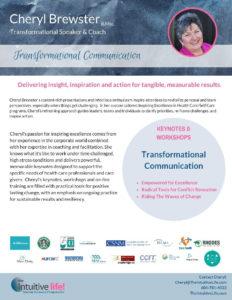 Transformational Communication Image
